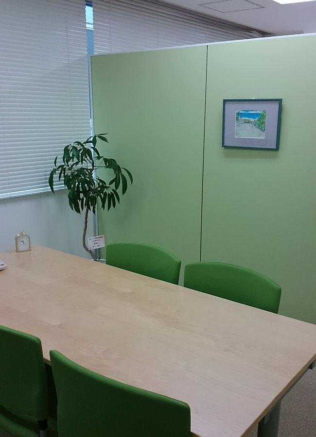 事務所相談室の画像1